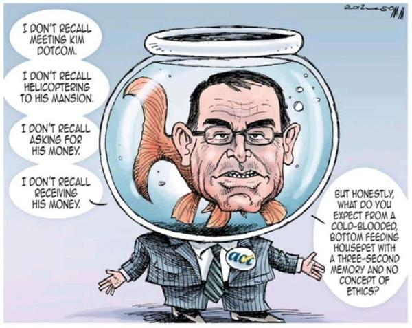 Frank Macskasy Frankly Speaking John Banks