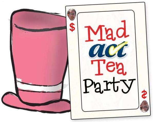 mad ACT tea party