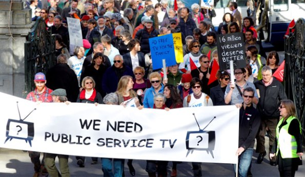 We need public service TV