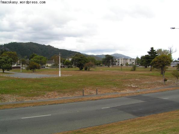 Pomare state housing_vacant lot_farmers cres