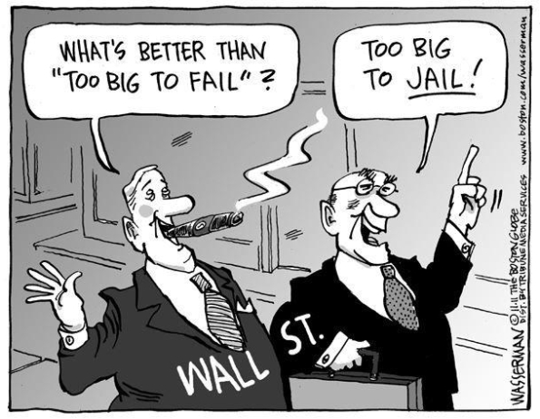 too big to fail to big to jail