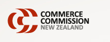 Commerce commission logo