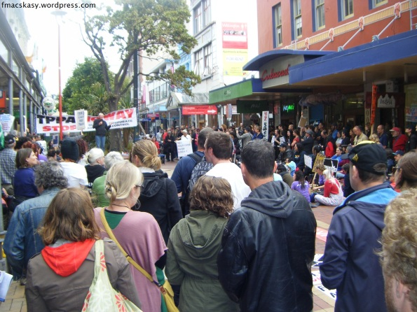 anti TPPA march_30 march 2014_wellington (17)