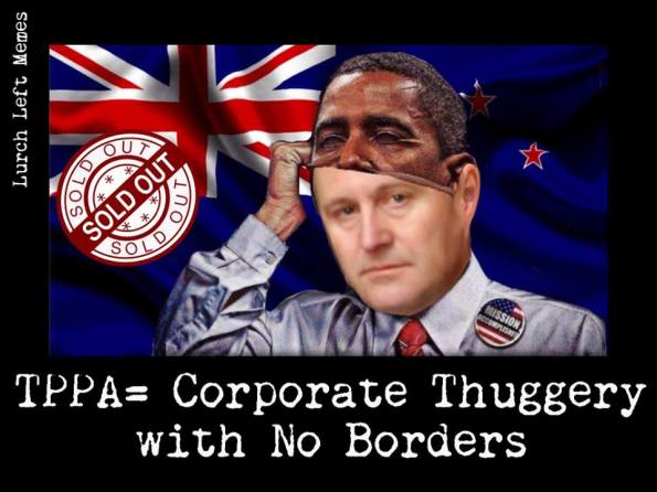 TPPA thuggery