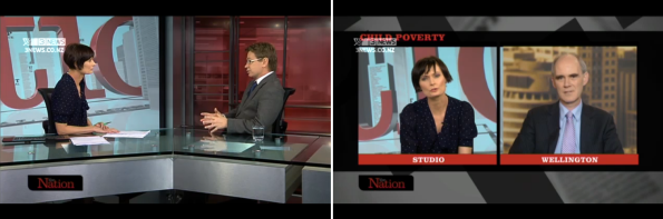 TV3 - The Nation - Lisa Owen - Interview Dr Russell Wills