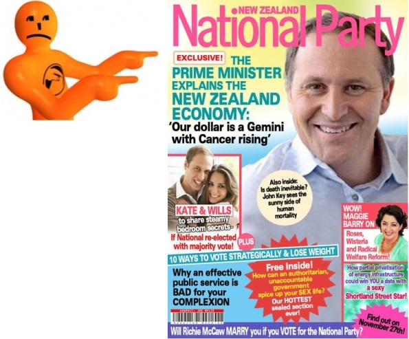 nz national party magazine cover