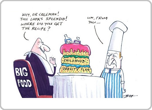 bad food government nz