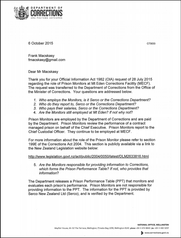 dept-corrections-letter-6-october-2015-page1
