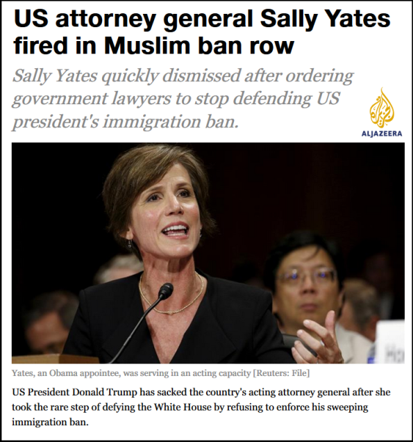 us-attorney-general-sally-yates-fired-in-muslim-ban-row