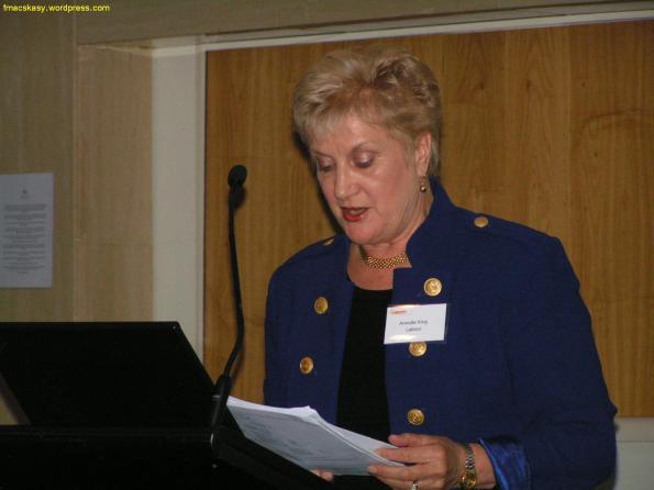 Annette King orphan drugs NZORD seminar