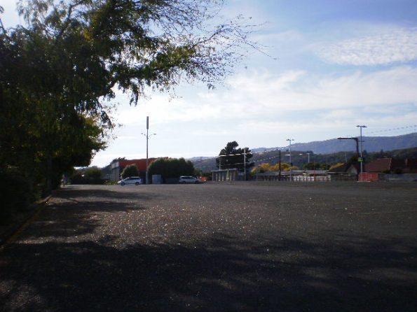 covid19 - wellington - park n ride carpark 6 april 2020